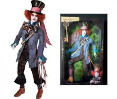 Alice in Wonderland Barbie Mad Hatter Doll **In Stock**