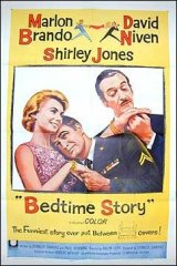 Bedtime Story Marlon Brando David Niven Shirley Jones 1964