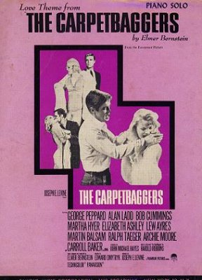 Carpetbaggers George Peppard Alan Lad