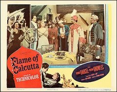 Flame of Calcutta Denise Darcel Patric Knowles