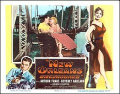 New Orleans Uncensored Brnerly Garland 1954