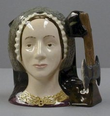 Anne Boleyn, Small D6650