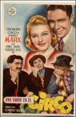 Marx Brothers At the Circus