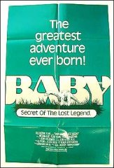 Baby Secret of the Lost Legend William Katt Sean Young !985