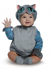 Cheshire Cat Infant Costume Size 6-12 m, 12-18 m