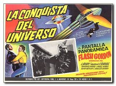 Flash Gordon Conquers the Universe Buster Crabb Constance Moore 2
