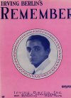 Remember Irving Berlin