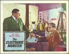 Electronic Monster Rod Cameron 1960 # 3