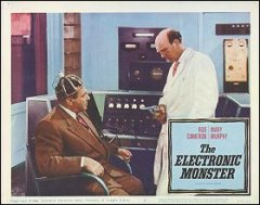 Electronic Monster Rod Cameron 1960 # 6