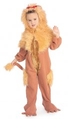 Cowardly Lion Child Costume Wizard of Oz Sizes TODD, S