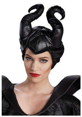Maleficent Adult Classic Horns