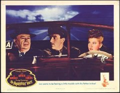 IMPATIENT YEARS Lee Bowman, Jean Arthur, Charles Coburn 1944