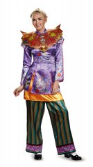 Alice Asian Look Adult Deluxe Costume Size S,M,L,XL