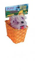 Toto� In Basket Wizard Of Oz