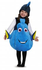 Dory Toddler Deluxe Costume One Size