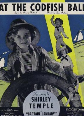 Captain January Shirley Temple