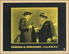 Illegal Edward G. Robinson