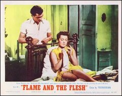 Flame and the Flesh Lana Turner