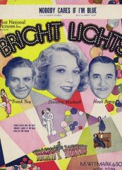 Bright Lights Frank Fay Noah Bery