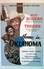 HOME IN OKLAHOMA Roy Rogers