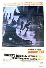 Badge 373 Robert Duvalll Verna Bloom 1973