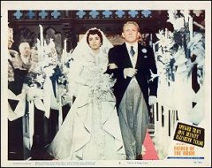 Father of the Bride Spencer Tracy, Elizabeth Taylor