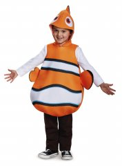 Nemo Child Classic Costume One Size