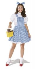 Dorothy� Costume Wizard of Oz Size TEEN