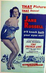 FRENCH LINE Jane Russell