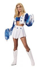Dallas Cowboys Cheerleaders XS, S, M