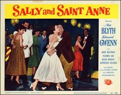 Sally AND SAINT ANNE Ann Blyth Edmund Gwenn