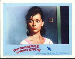 DAY MARS INVADED EARTH, #5 from the 1962 movie. Staring Kent Taylor, Marie Windssor.