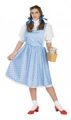 Dorothy� Adult Costume Wizard of Oz