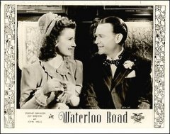 Waterloo Road Stewart Granger Joy Shelton John Mills
