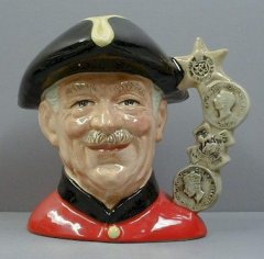 Chelsea Pensioner, Large D6817