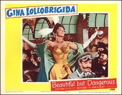 BEAUTIFUL BUT DANGEROUS 2 Gina Lollobrigida 4