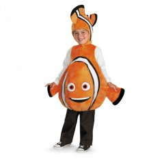 Nemo Child Deluxe Costume One Size