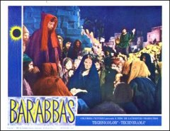 BARABBAS Anthony Quinn 1962