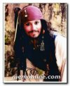 Depp Johnny Pirates of the Caribbean Copy
