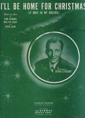 I'll Be Home for Christmas Bing Crosby