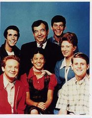 HAPPY DAYS (THE CAST)