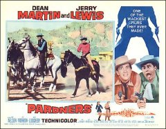 PARDNERS MARTIN AND LEWIS shows both R65
