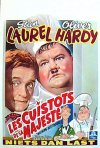 NOTHING BUT TROUBLE Stan Laurel, Oliver Hardy