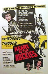 HEART OF THE ROCKIES Roy Rogers