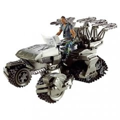 AVATAR ATV Military Vehicle FIGURE LEVEL 2 WEBCAM I-TAG NIB *In Stock*