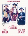 Good Bad and the Ugly Clint Eastwood Eli Wallach