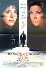 Black Widow Debra Winger Theresa Russell Dennis Hooper 1987