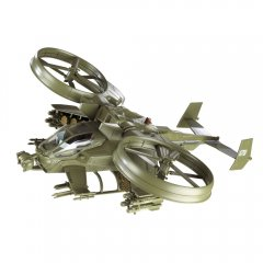 AVATAR Vehicle RDA Gun Ship Scorpion Chopper FIGURE LEVEL 4 WEBCAM I-TAG NIB *In Stock*