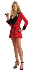Playboy Red Girlfriend Robe