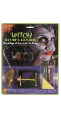 Witch Makeup & Accessories